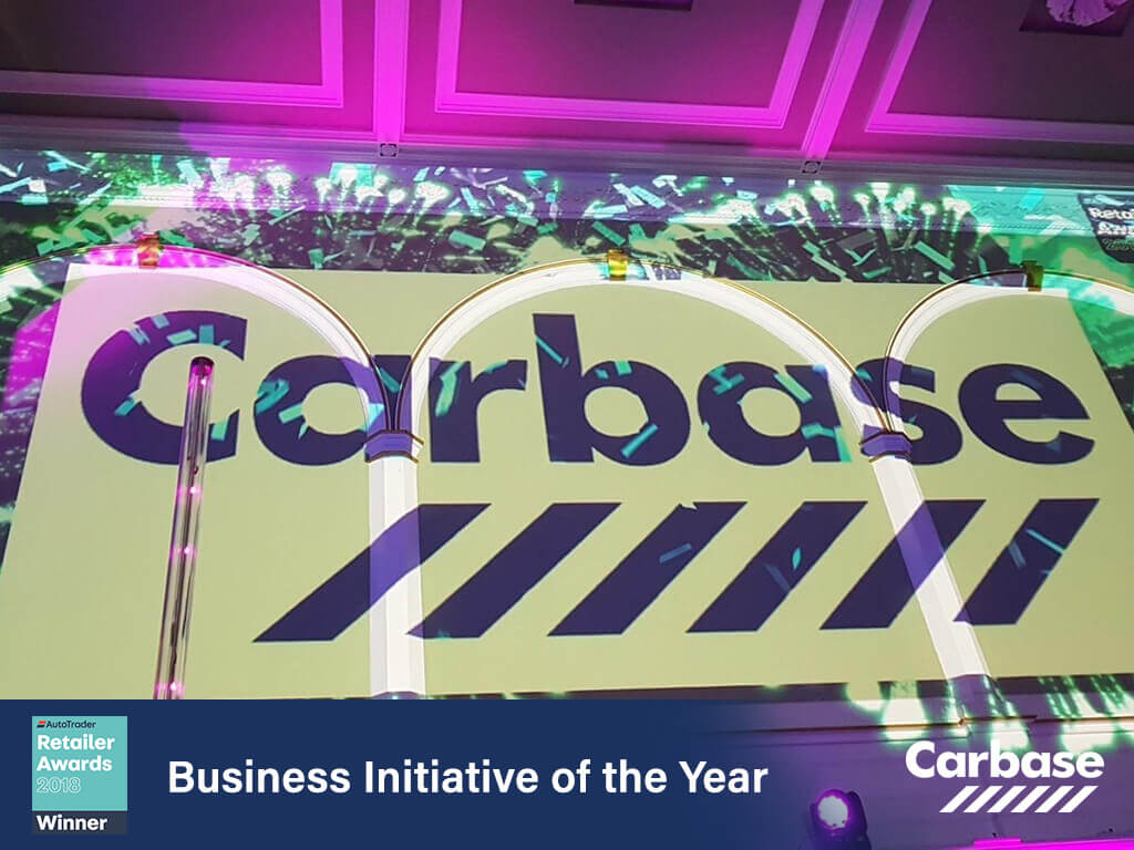 Carbase winner announcement